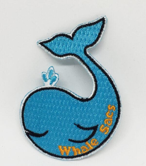 Whale Sacs Patch