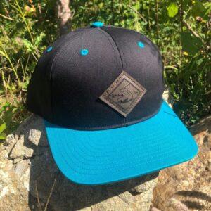 Whale Sacs Snapback Hat