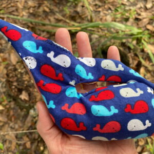 Colorful Whale sac