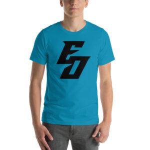 Whale Sac EO eric oakley unisex tee t-shirt tshirt apparel disc golf discgolf