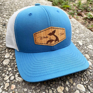 Bamboo Blue Whale sacs Hat